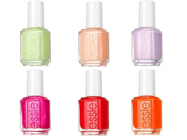 Essie Spring 2012 Nail Polish Collection