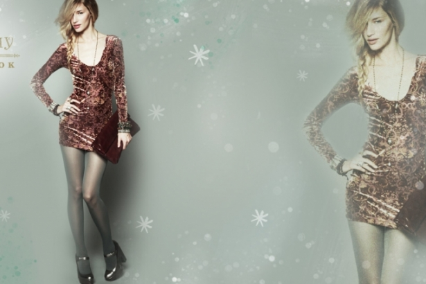Free People Holiday 2011 Lookbook