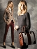 Massimo Dutti Winter Days Lookbook November 2011