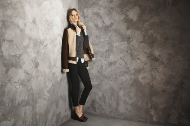 Massimo Dutti Winter Days Lookbook