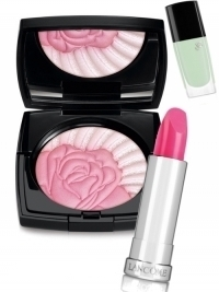 Lancome 'Roseraie des Delices' Spring 2012 Makeup Collection
