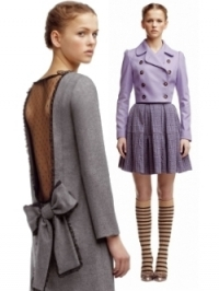 Red Valentino Fall/Winter 2011 - 2012 Collection