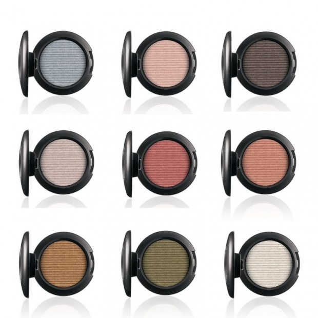 MAC Metal-X Cream Eyeshadows