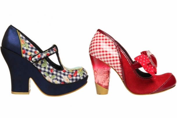 Irregular Choice Shoes Winter 2011-2012