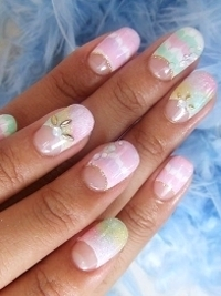 Ladylike Nail Art Ideas