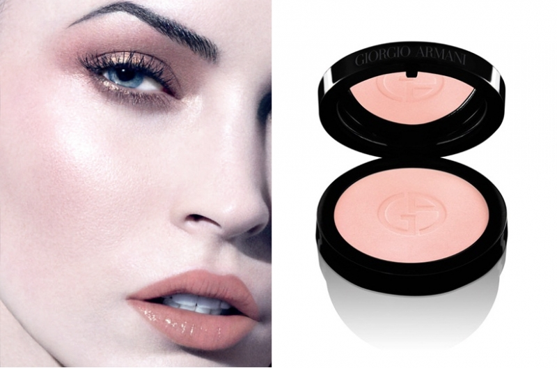 Giorgio Armani 'Luce' Spring 2012 Makeup Collection|
