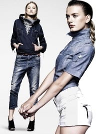 G-Star Spring 2012 Collection