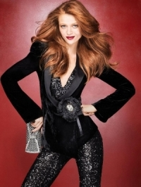 Bebe Holiday 2011 Lookbook