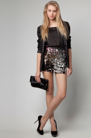 Bershka Christmas Collection 2011