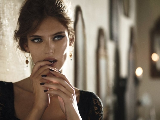 Bianca Balti for Dolce & Gabbana Jewelry