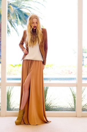 Rachel Zoe Resort 2012 Fashion Collection