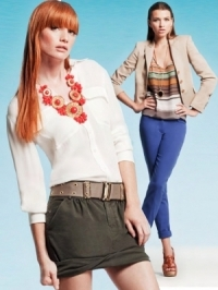 Guess by Marciano Spring 2012 Lookbook