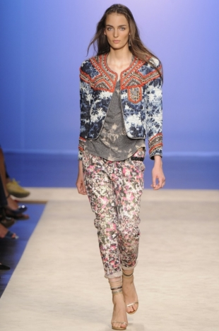Isabel Marant Spring 2012 - Paris Fashion Week