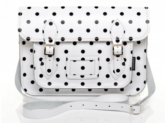 Zatchels Polka Dot Bag Collection