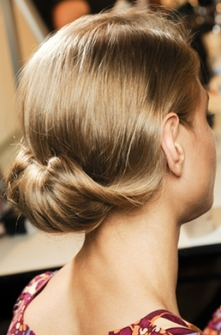 Spring 2012 Updo Trends