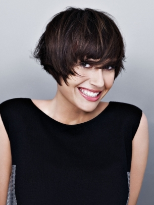 Trendy Short Hairstyle Ideas