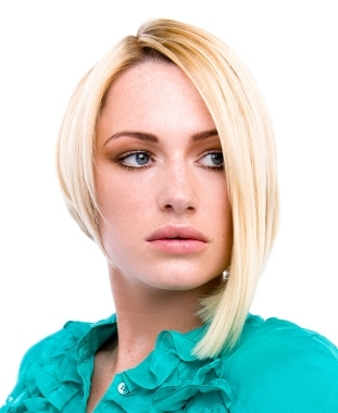 trendy short cropped hairstyle ideas