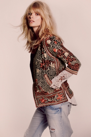 Free People October 2011 Lookbook