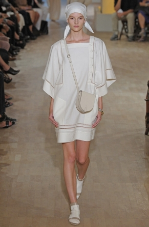 Hermes Spring 2012 – Paris Fashion Week