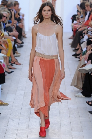 Chloé Spring 2012 - Paris Fashion Week