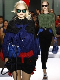 Kenzo Spring 2012 - Paris Fashion Week