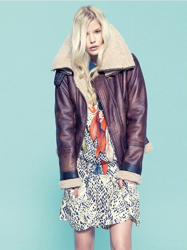Bershka October 2011 Lookbook