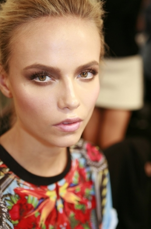 Runway Inspired Makeup Trends for Spring 2012