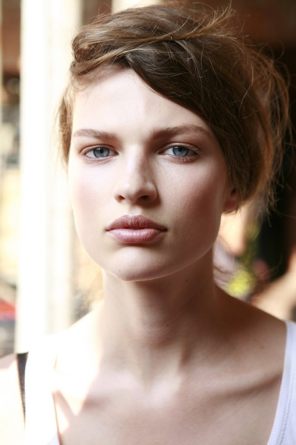 Makeup And Hair From Vpl Spring 2012 Spring 2012 Runway ...