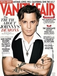 Johnny Depp Sparks Controversy After Vanity Fair November 2011 Interview