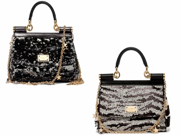 Dolce&Gabbana Fall/Winter 2011-2012 Bags