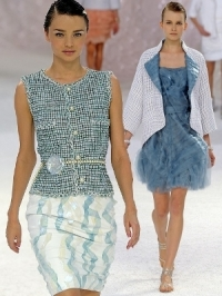 Chanel Spring 2012 Collection - Paris Fashion Week