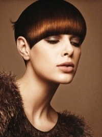 Modern Short Haircuts for Winter