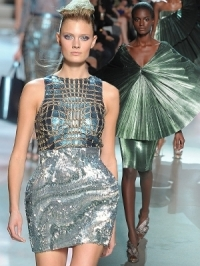 Paco Rabanne Spring 2012 - Paris Fashion Week