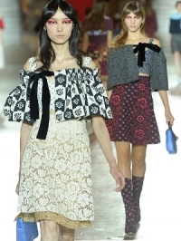 Miu Miu Spring 2012 - Paris Fashion Week