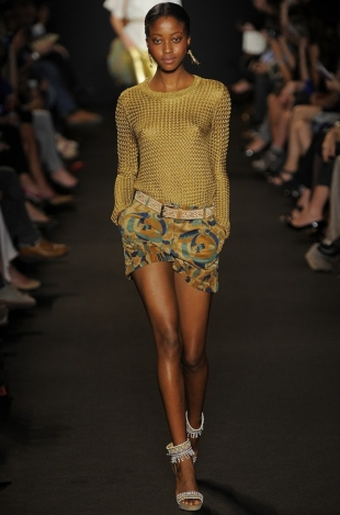 Paul & Joe Spring 2012 - Paris Fashion Week