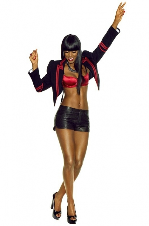 Kelly Rowland Cosmopolitan UK November 2011