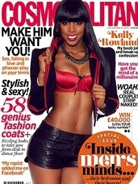 Kelly Rowland Talks Estranged Dad with Cosmopolitan UK