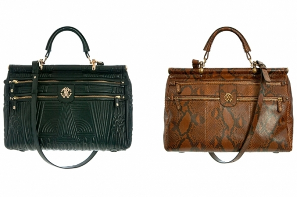 Roberto Cavalli Fall/Winter Bags 2011-2012