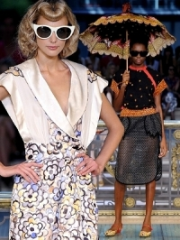 Tsumori Chisato Spring 2012 - Paris Fashion Week