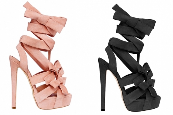 Christian Dior Winter 2011-2012 Shoes