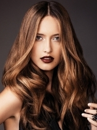 Fabulous Long Hairstyles 2012