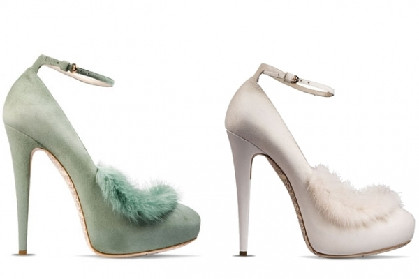 John Galliano Fall/Winter 2011-2012 Shoes