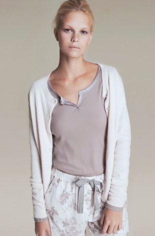 Oysho Loungewear Lookbook October 2011