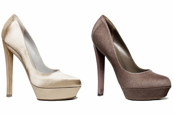 Donna Karan Fall/Winter 2011-2012 Shoes