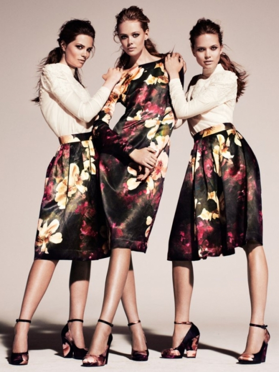 H&M Conscious Fall 2011 Campaign