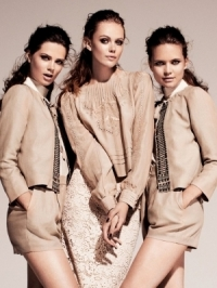H&M Conscious Fall 2011 Fashion Campaign
