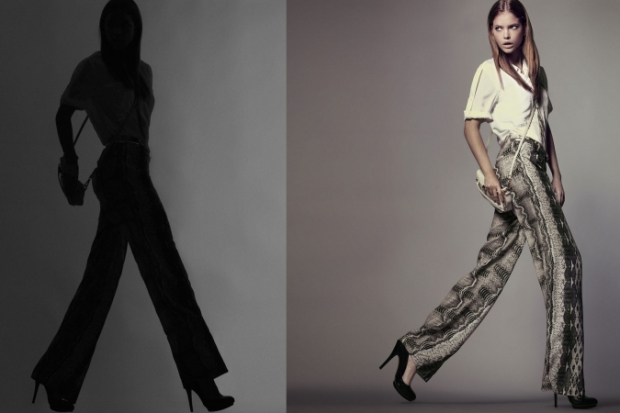 Stradivarius New Sight Lookbook Fall 2011
