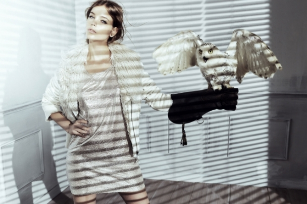Stradivarius 'New Sight' Lookbook Fall 2011