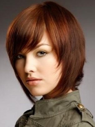 Hairstyle on New Bob Hairstyle Ideas 2012