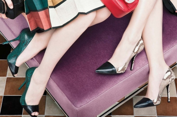 Prada Fall/Winter 2011-2012 Shoes Collection